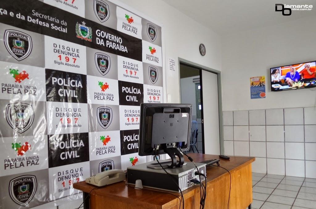 Resultado de imagem para polícia civil de itaporanga