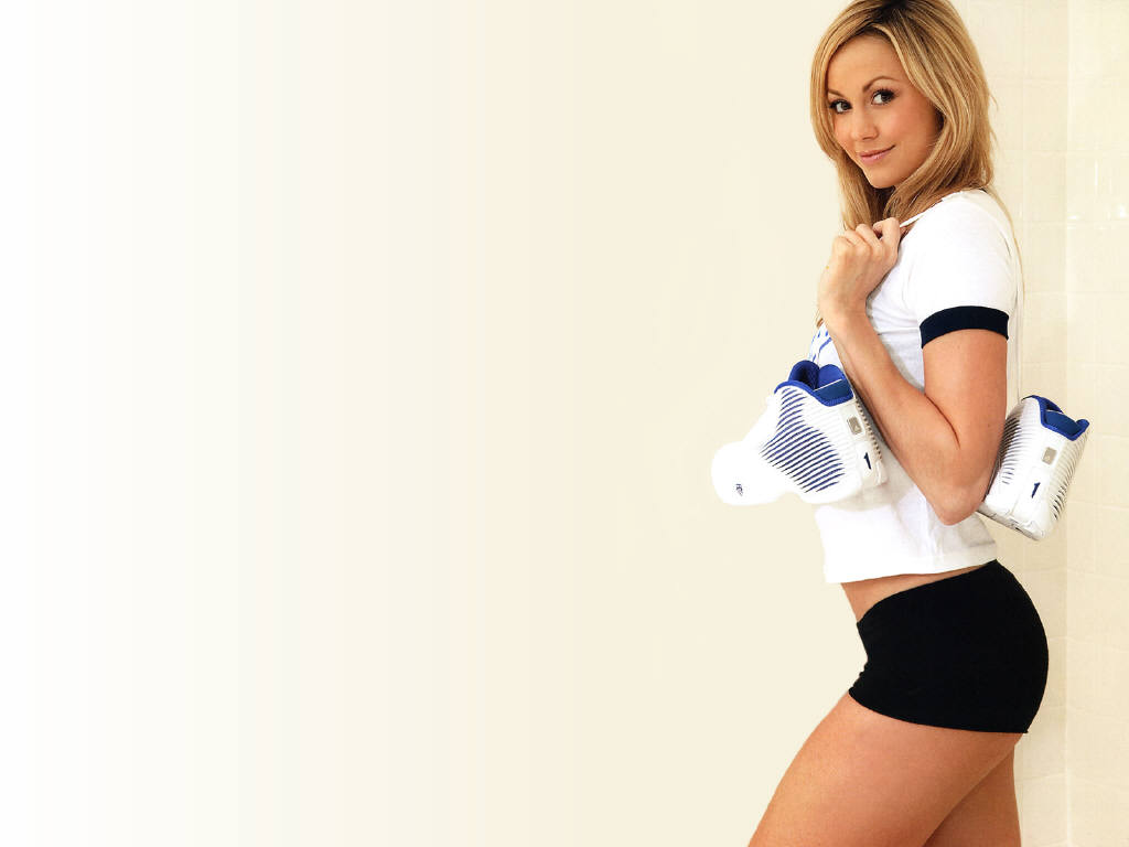 Stacy keibler what about brian 1