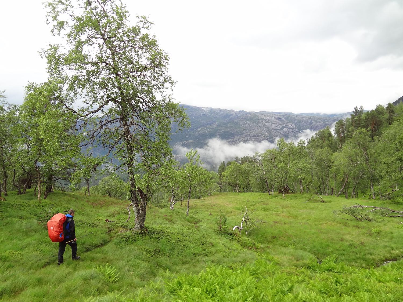 Åkrafjordfjellene 2013