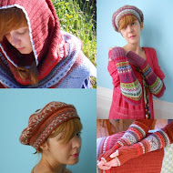 The Troubadour Collection ebook - three patterns