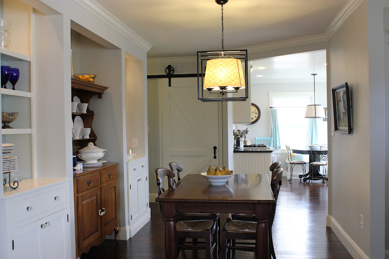 A Tree Lined Street Dining Room Update