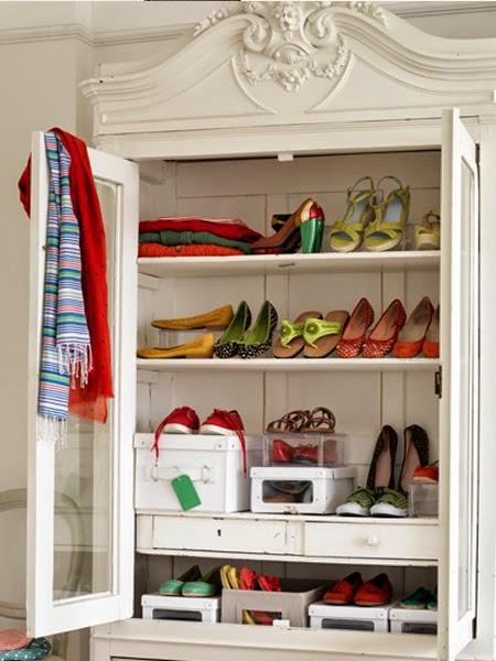 Jak przechowywać buty w przedpokoju