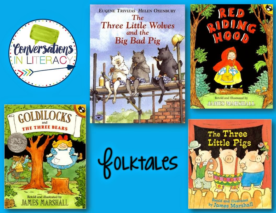Teaching Folktales and Comparing them