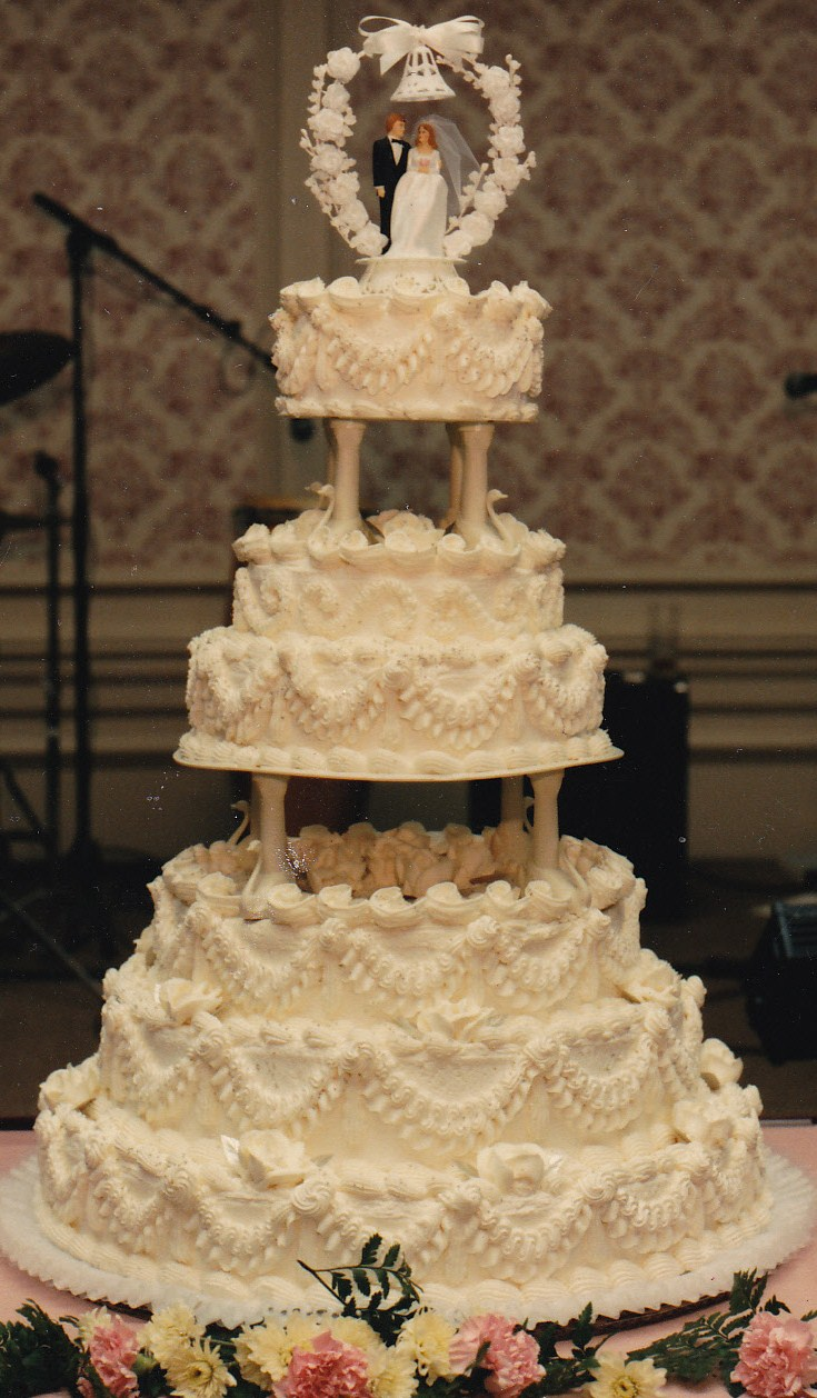 Philadelphia Bakery Wedding Cake