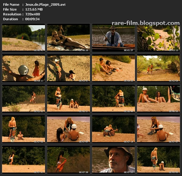 Jeux de Plage (2009) Download