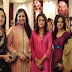 Geo News Female Anchors Wedding Pictures