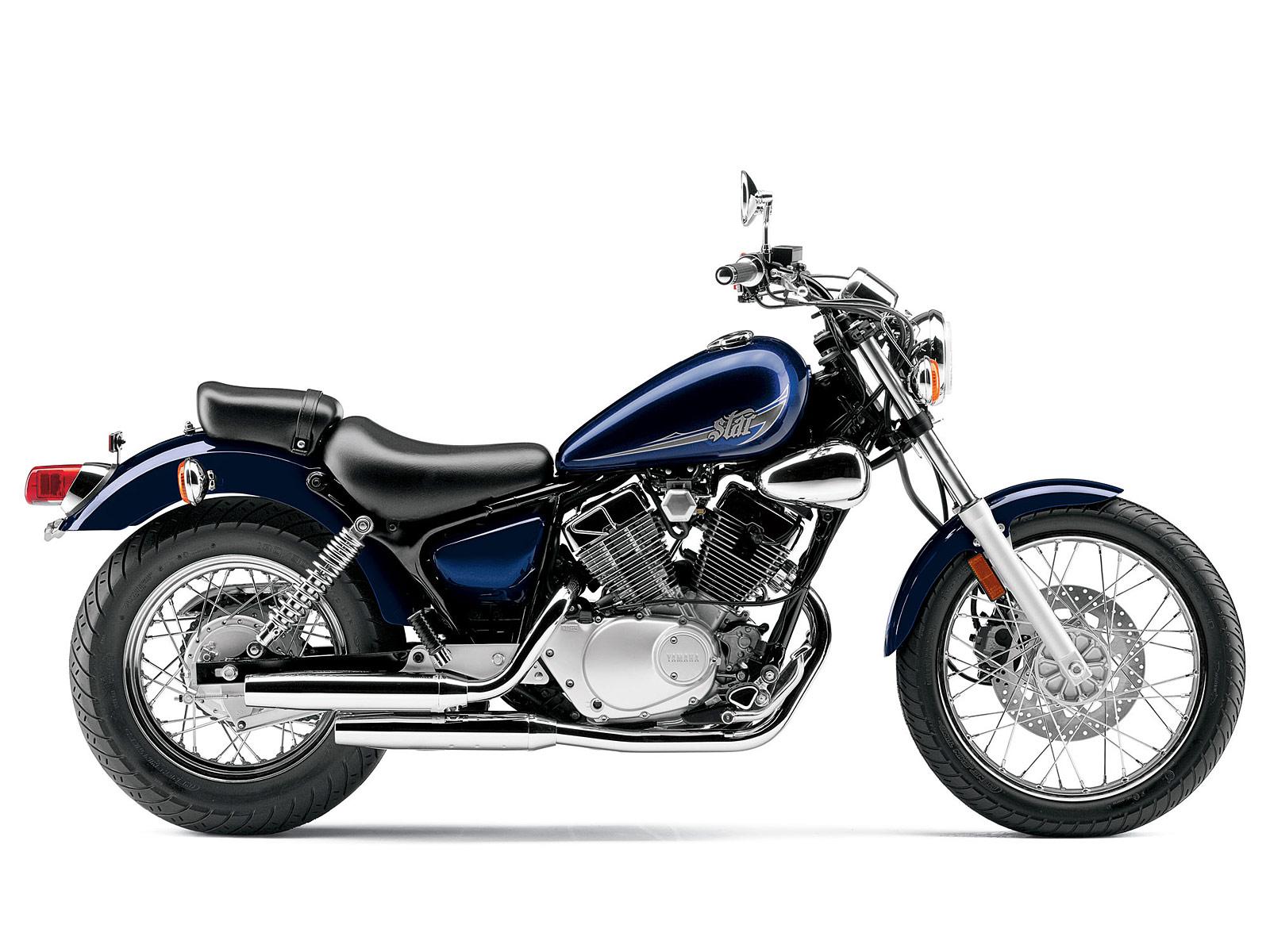 Yamaha V Star 2