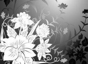 flores vector