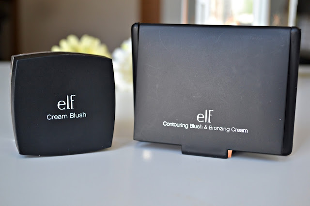 Photo of Elf Cream Blush in Tease and Elf Contouring Blush/ Bronzing Cream in St Lucia