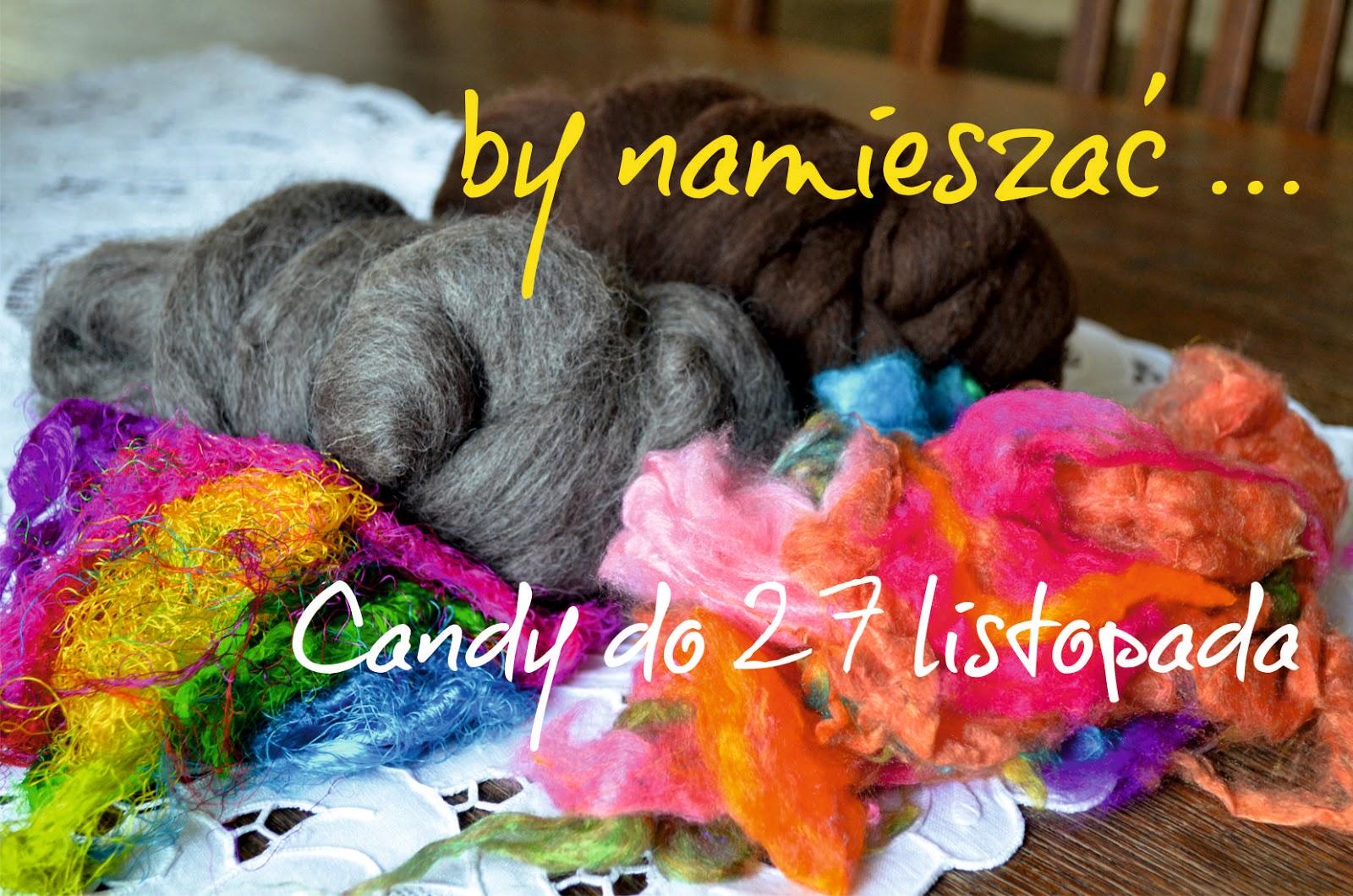 Candy u Kariny - WYGRAŁAM!