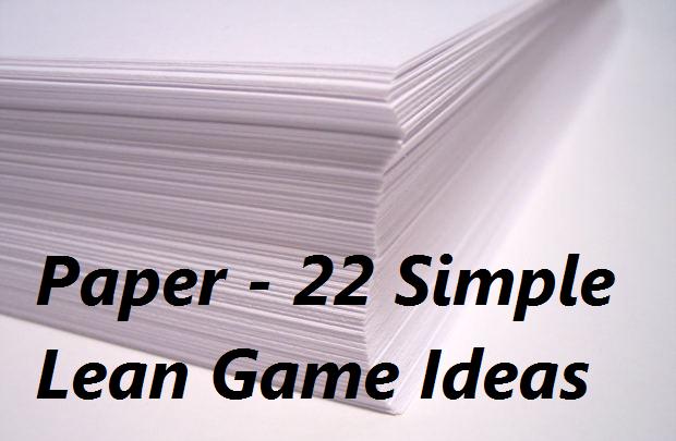 lean six sigma research paper
