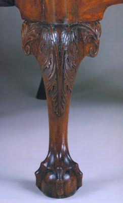 Amor en la mesa: La silla Chippendale