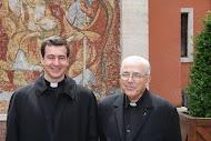 nº3.Bodas de diamante de D. Moisés Vilas y Bodas de Oro de D. Javier  Olivares y Ordenación en Roma