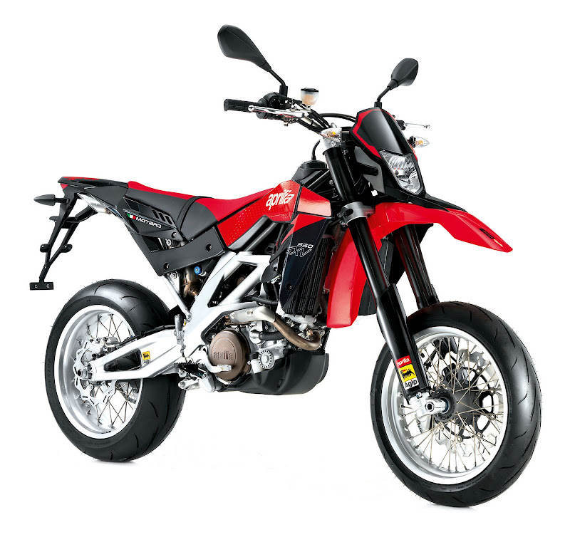 2011 Aprilia SXV 450 Off Road