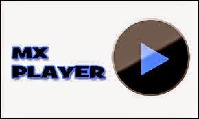 Aplikasi Pemutar VIdeo MX Player v1.7