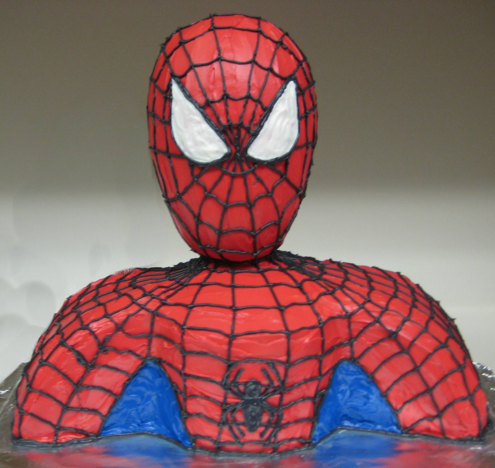 Images For Spiderman Cake : My Cake Corner: It s the Amazing Spider-Man... Cake! - May ...