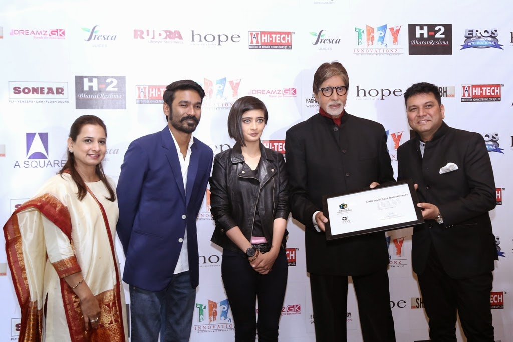 Amitabh Bachchan An Inspiration For Designers