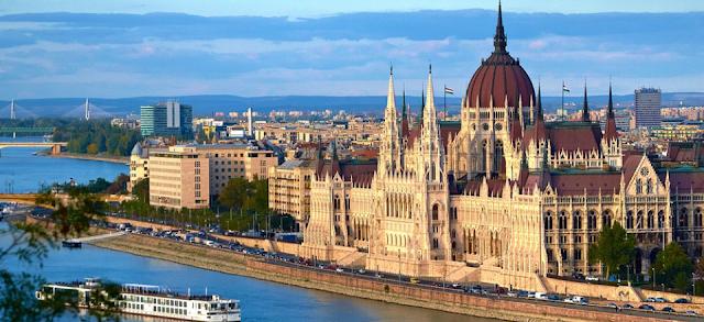 Beautiful Cities in Europe - Budapest, Hungary
