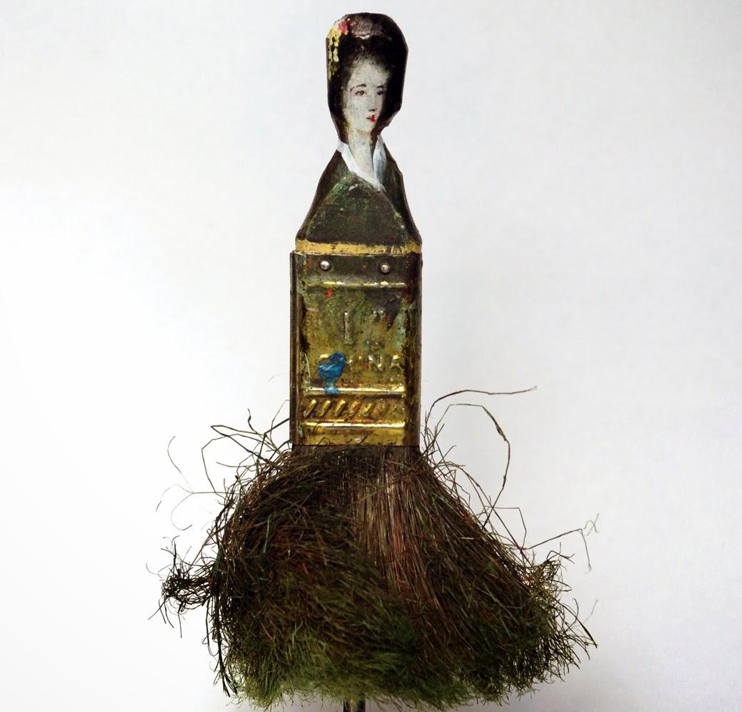 05-Geisha-Rebecca-Szeto-Rebirth-Paintbrush-Sculpture-www-designstack-co