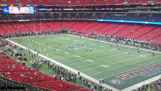 Georgia Dome Luxury Suties, Atlanta Falcons, Single Game Rentals