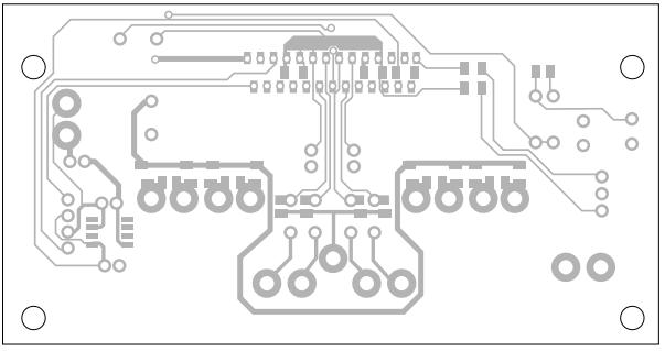 various diagram  4 x 45 w power amplifier