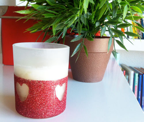 Manualidades c mo decorar velas - Velas decoradas para navidad ...