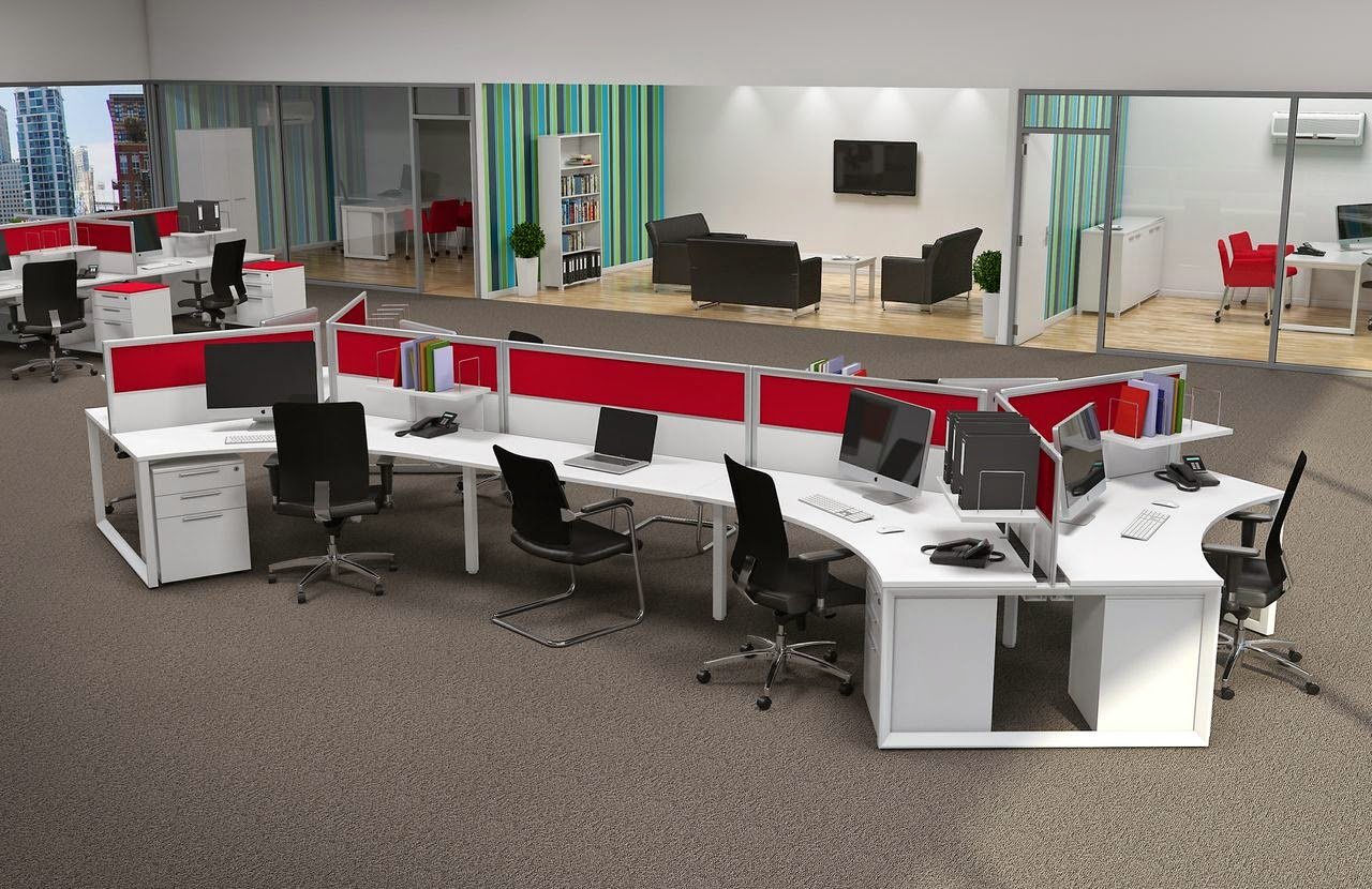 Office furniture for Office design furniture layout