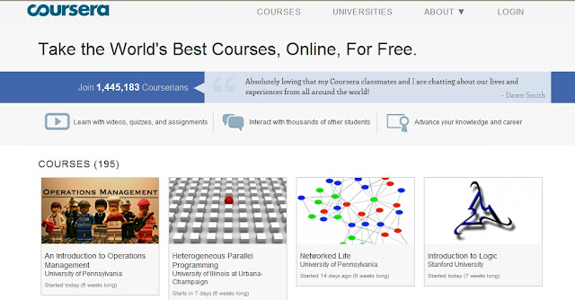 MOOCs from Great Universities (Many With Certificates