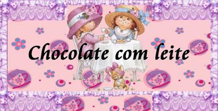 Chocolate com Leite