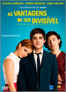 Filme As Vantagens de Ser Invisível Dublado AVI BDRip
