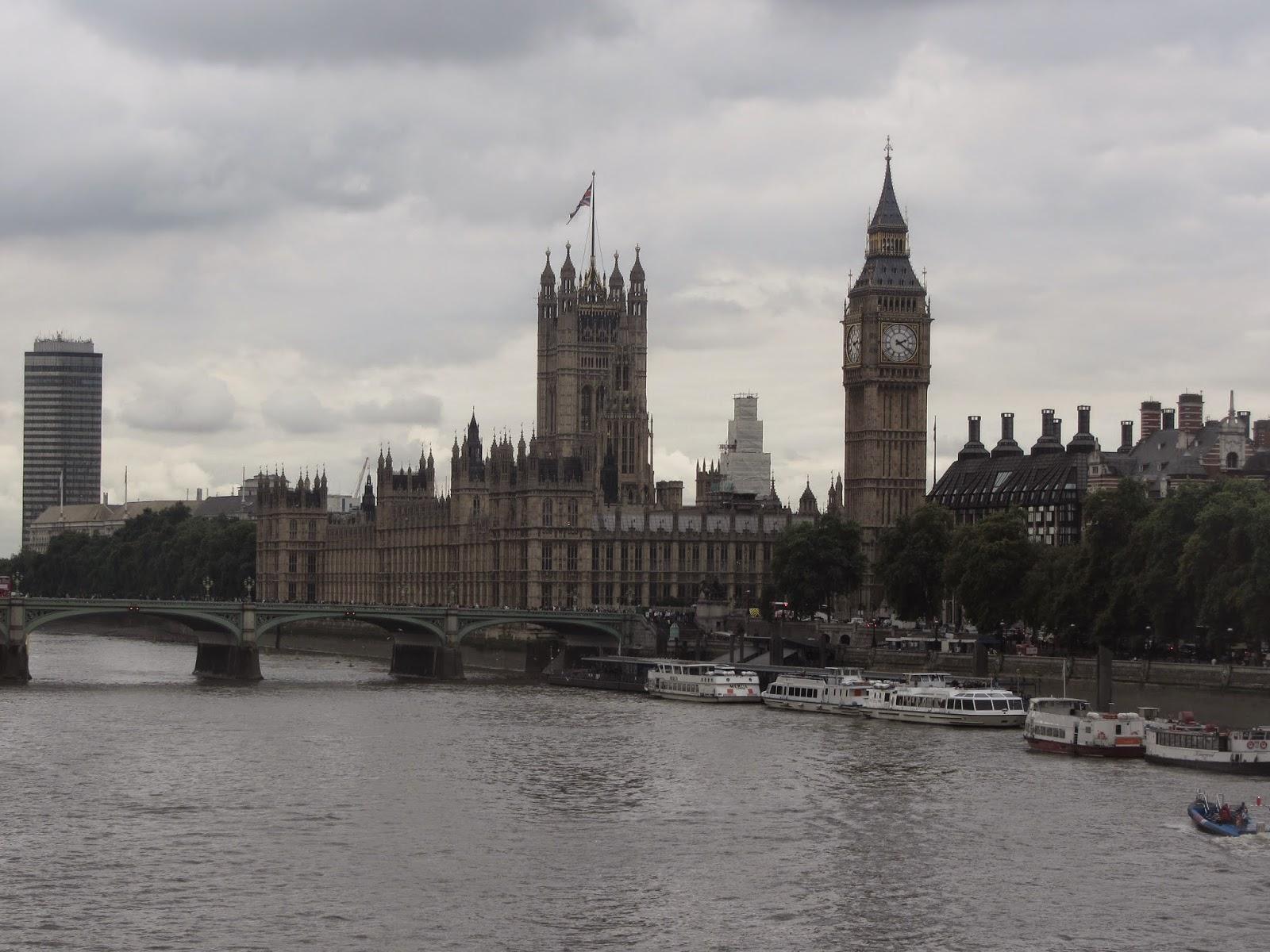 Londres, uno de los destinos más demandados