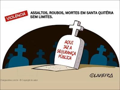 Novo secretário, velhos problemas - Por Thiago Rodrigues / Santa Quitéria
