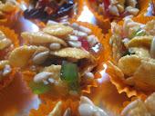 Glazzy Cornflakes Cookies