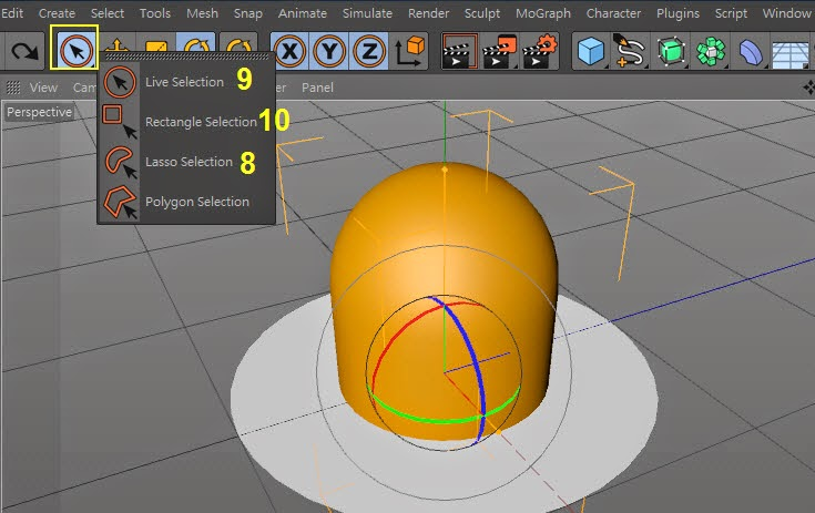 Useful Cinema 4D Shortcuts For Beginners 12