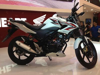 Gambar Honda CB150R StreetFire Resmi Dipasarkan