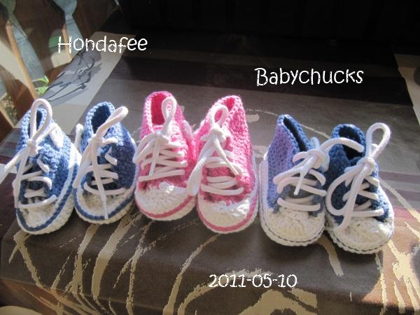 Bartenwetzer Strick Baby Chucks