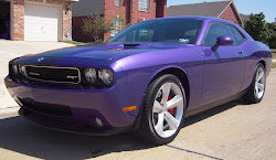 My Dads 2010 SRT8 Challenger