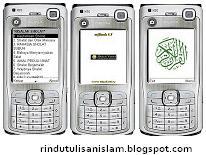 Download Macam-Macam Aplikasi Islam Untuk Handhone