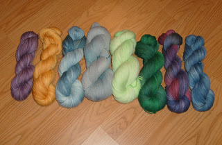 Revelations of a Delusional Knitter Yarn Giveaway!