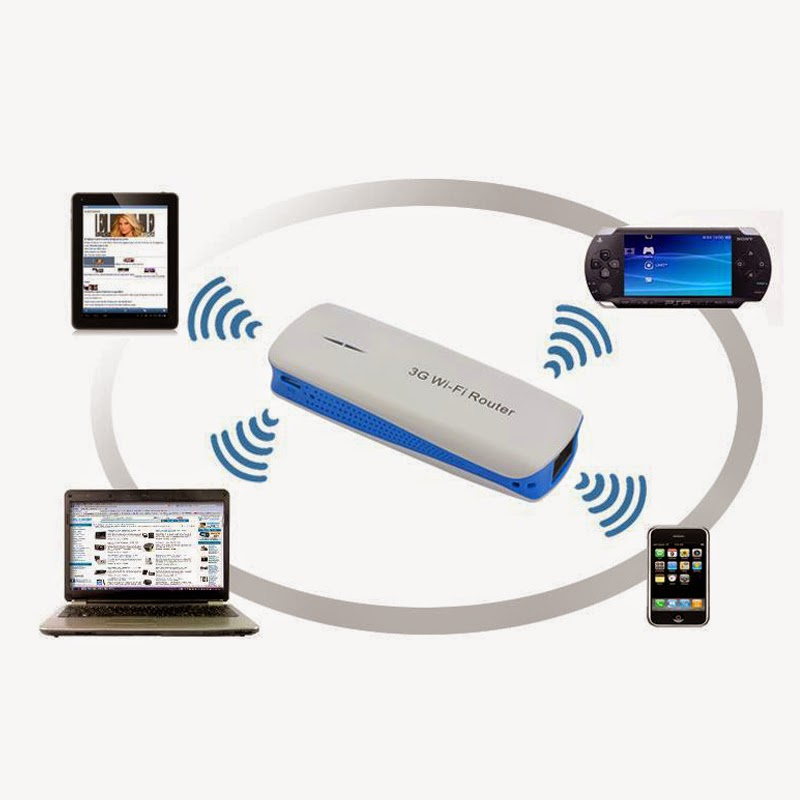 modem is a wireless device
