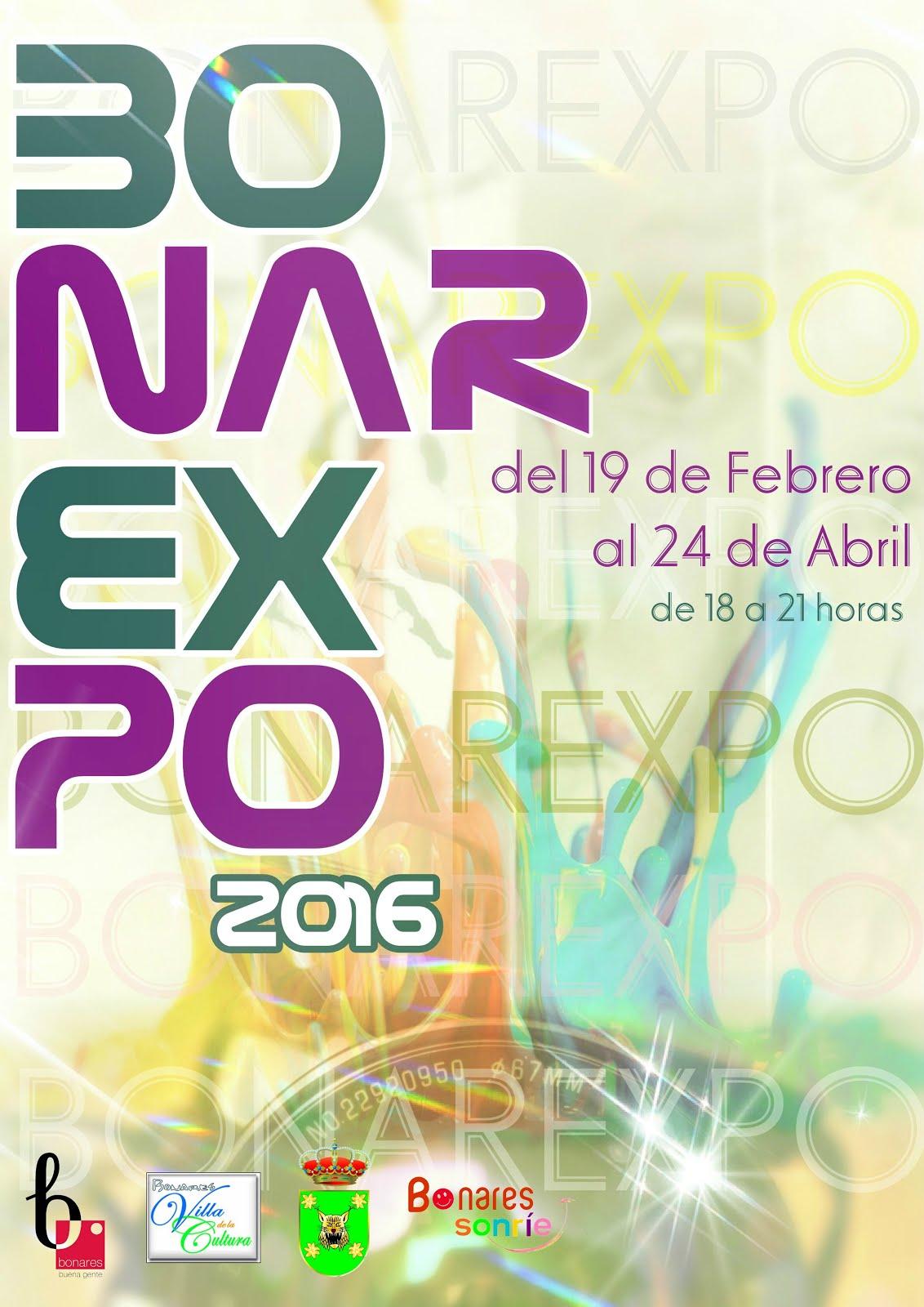 BONAREXPO 2016 - CARTEL
