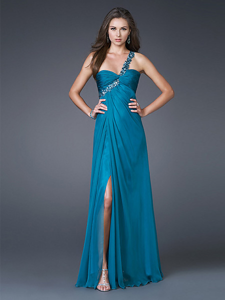 Elegant evening gowns for formal occasions