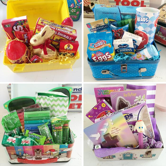 Makers + Shakers: Meet Katherine Marie; Easter baskets