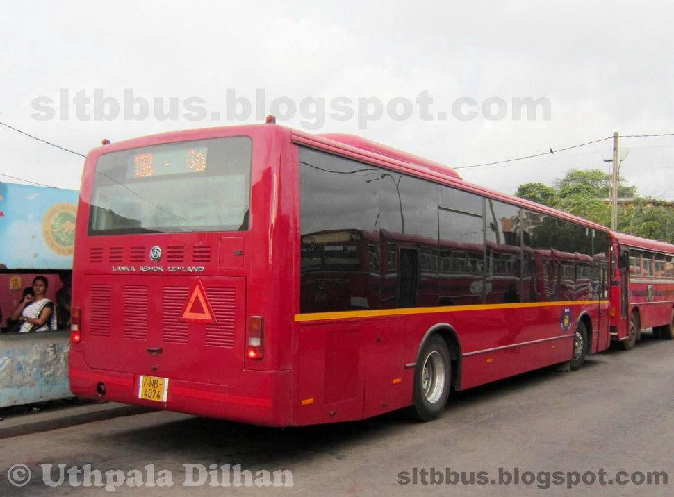 sltb buses veera bodied ashok leyland