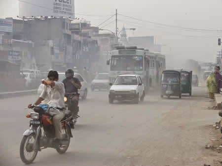 PAH pollution air in Kolkata at Alarming levels