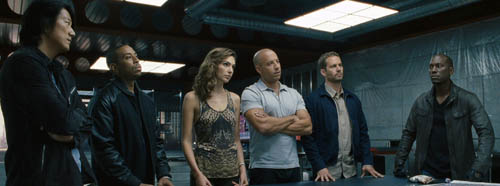 Fast and Furious 6 Cast