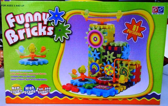 Funny bricks конструктор - 1b