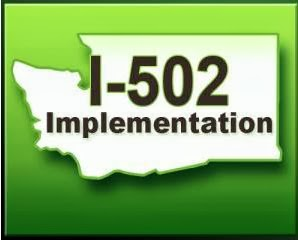 I-502 Implementation logo