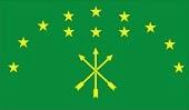Circassian flag