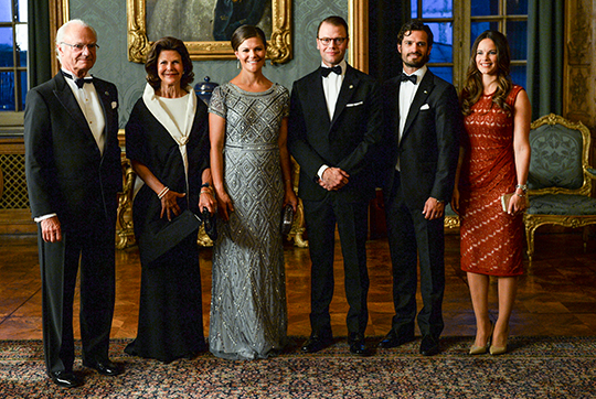 Crown Princess Victoria pregnant with second child